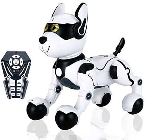 Contixo IntelliPup RC Robot Dog Toy for Kids