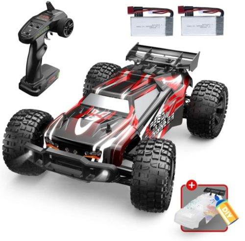 DEERC High-Speed 4WD Remote Control Car for Kids