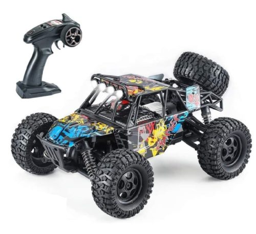 Fcoreey Off Road Remote Control Car for Kids, Boys, and Girls