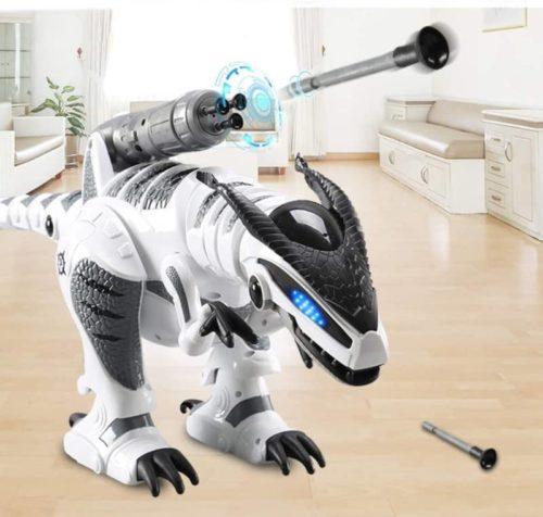 Fistone RC Electronic Smart Dinosaur Robot Toy