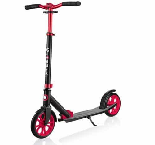 Globber Foldable and Adjustable Two Wheel Kick Scooter