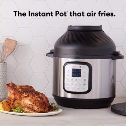 Instant Pot Pressure Air Fryer Duo Crisp