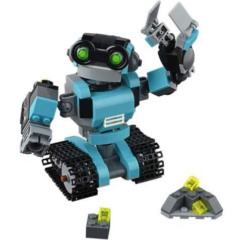 LEGO Robot Toys Creator Explorer for Kids