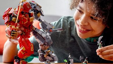 LEGO Robots Toy for Kids