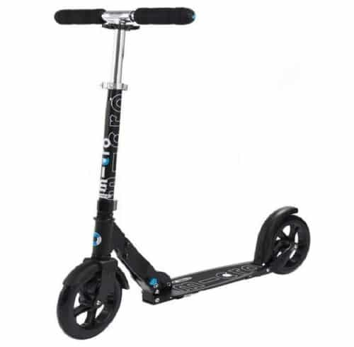 Micro Kickboard LED 2 Wheel Scooter for Kids and Adults with Foldable and Motion Activated