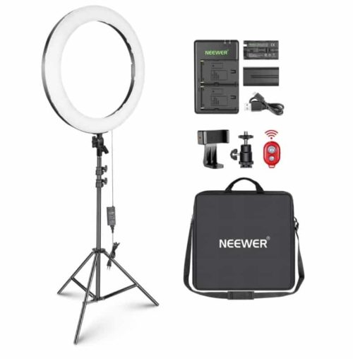 Neewer LED Ring Light with Stand