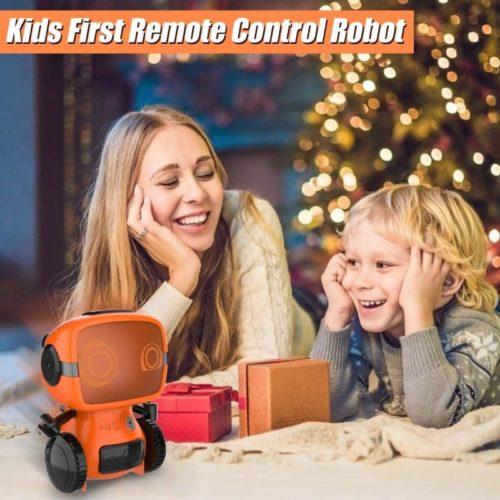 OKK Wireless Programming Smart Robot Toy for Kids Educational Gift