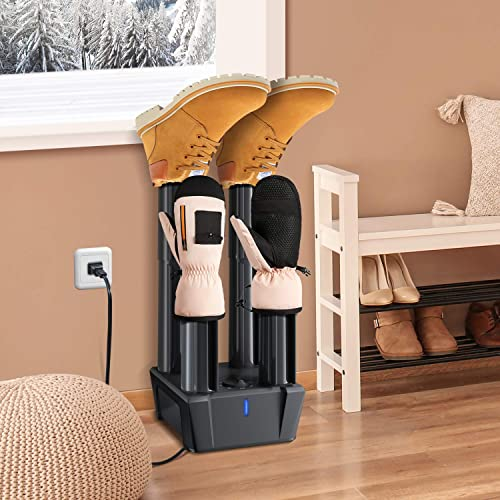 Ohuhu Electric Boot Dryer with Heat Blower
