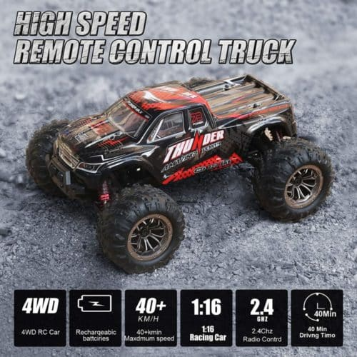 RC Cars Fast Remote Control Car for Kids