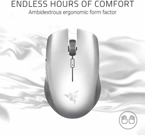 Razer Atheris Wireless White Gaming Mouse