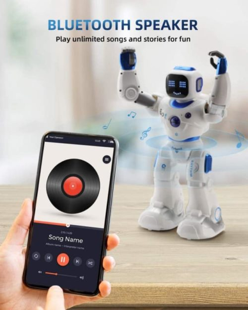 Ruko Smart Robots for Kids with APP Control