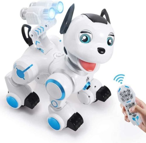 SGILE Intelligent Programmable Walking Robot Dog Toy for Kids