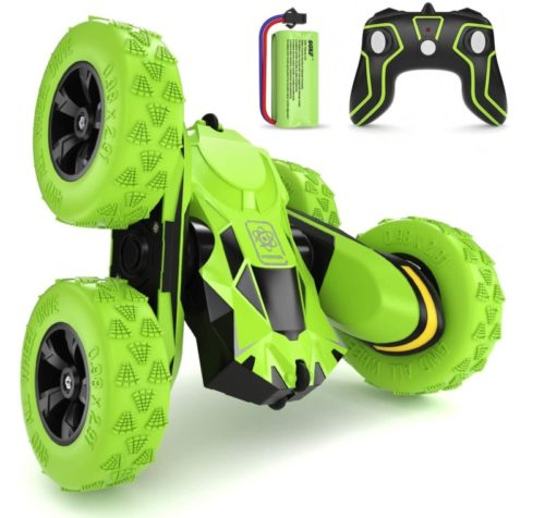 SGILE RC Stunt Remote Control Car Toy for Kids