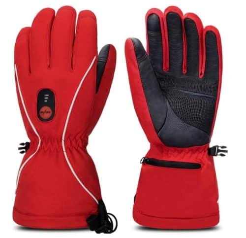 Smilodon Rechargeable Electric Heated Gloves