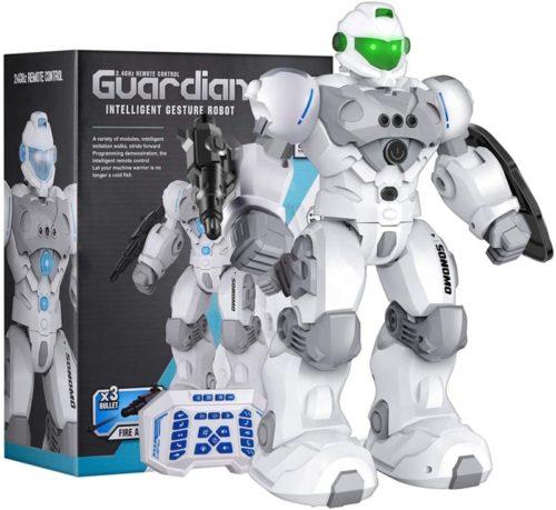 Sonomo Toys Intelligent RC Smart Robot Toy for Kids