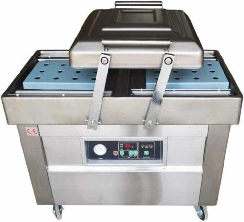TECHTONGDA Double Chamber Vacuum Sealer