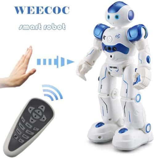 WEECOC Gesture Remote Control Smart Robot Toys