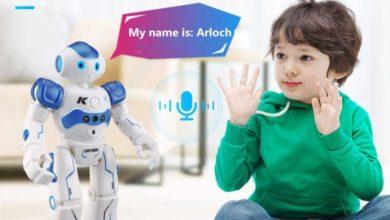 mart Robot Toys