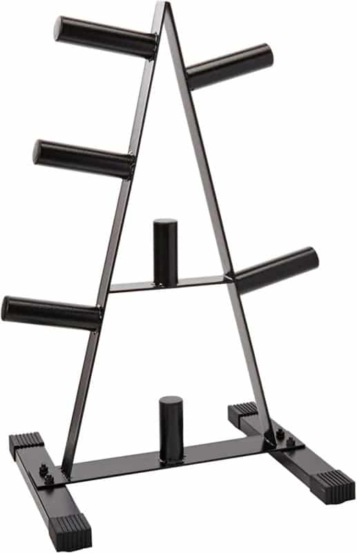 CAP Barbell Olympic Weight Plate Rack