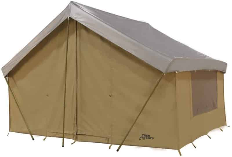 Trek Cabin Tent Family
