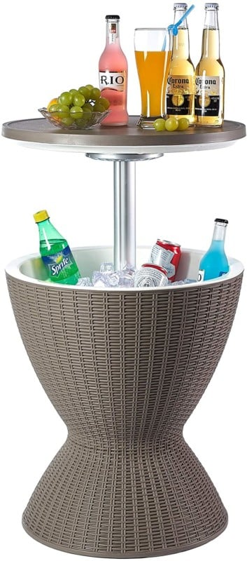 Nuzanto Cooler Table