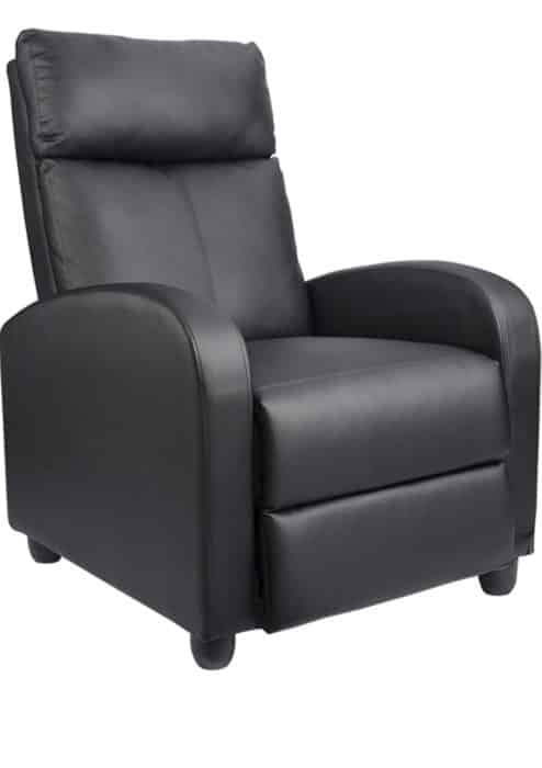 Single Homall Soft Recliner Home Theatre Chair