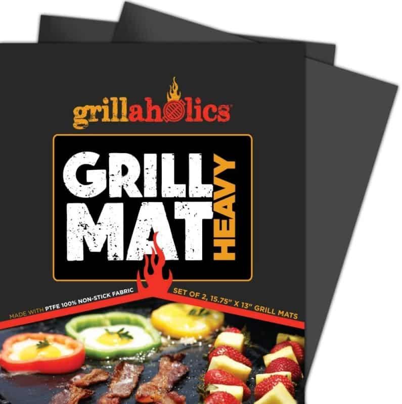 Grillaholics Heavy BBQ Grill Mats