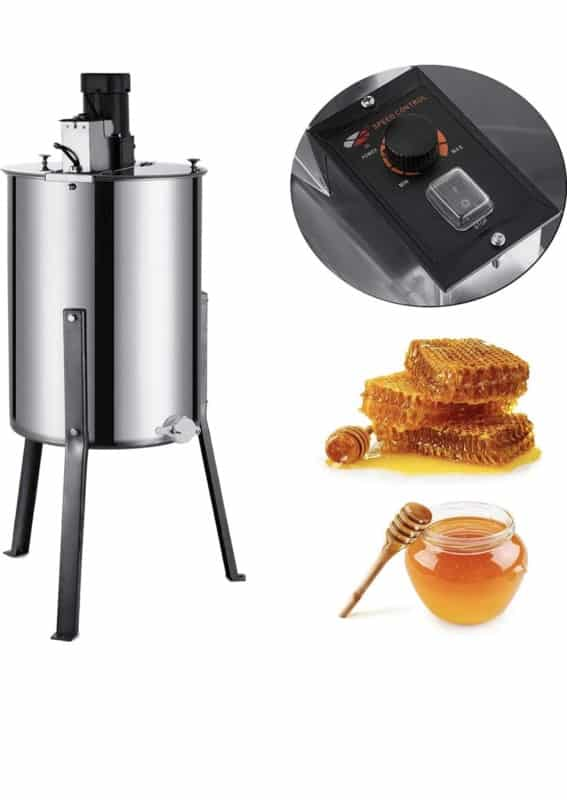 Apiary Centrifuge Best Electric Honey Bee Extractors