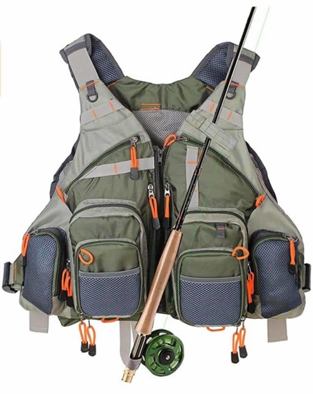 Fly Fishing Vest Pack