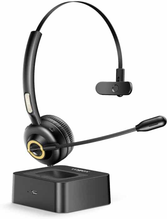 VOGEK Trucker Bluetooth Headsets