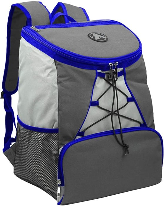Insulated Interior Backpack Cooler GigaTent