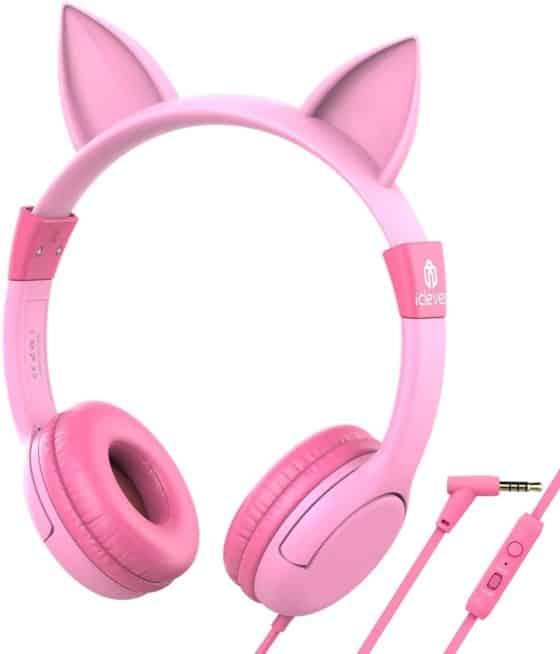 iCleaver Boostcare Kids Headphones with Mic