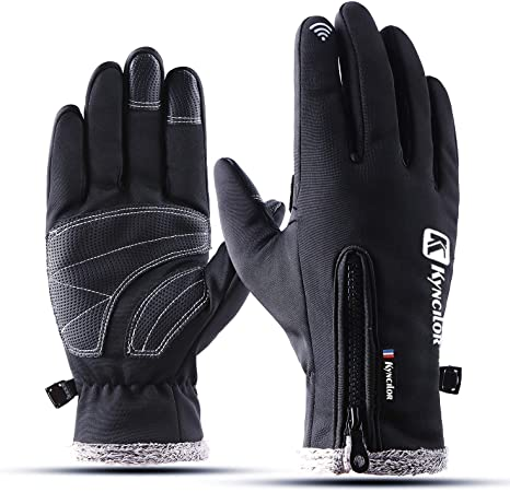 A Winter Outdoor Sports Gloves- YYGIFT