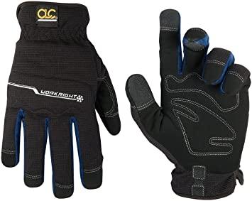 CLC Weather Insulation Flex Grip Work Gloves