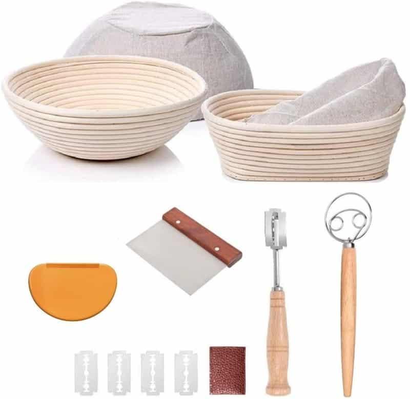 Yaani Bread Proofing Basket