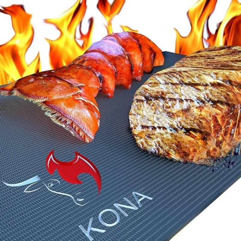 Kona BBQ Grill Mats