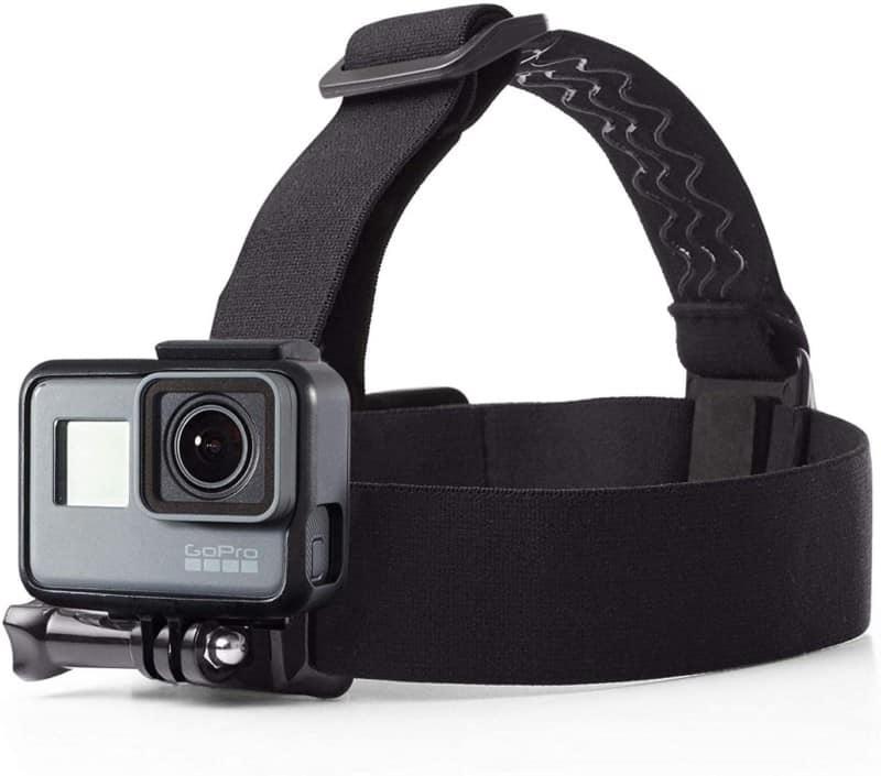 AmazonBasics Head Strap Camera Mount