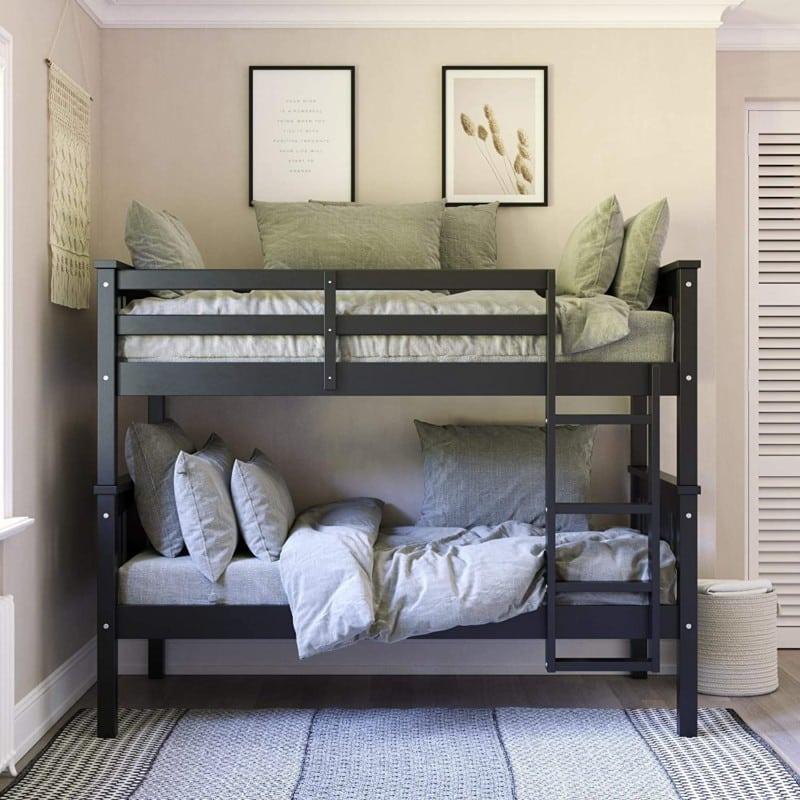 2. Dorel Living Dylan Twin Size Wood Kid Beds