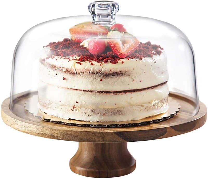 2. Godinger Cake Stand