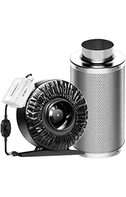 VIVOSUN Australia Virgin Charcoal Heater