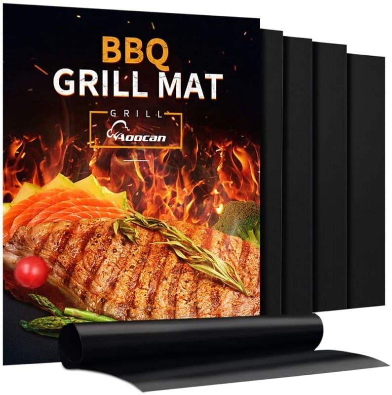 Aoocan BBQ Grill Mats