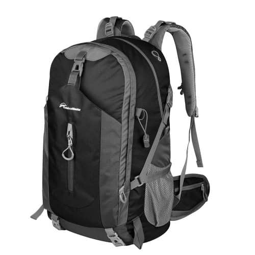 OutdoorMaster Waterproof Laptop Backpack for Hiking & Travel (with Waterproof Cover)