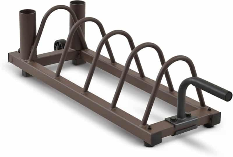 Steelbody Horizontal Weight Plate Rack