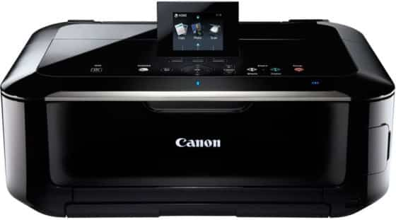 Canon PIXMA MG5320 Printer with CD or DVD printing