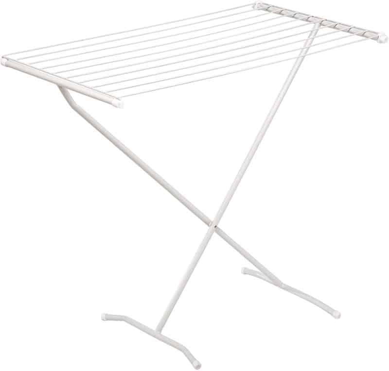 Honey-Can-Do Metal Drying Rack X Frame Design