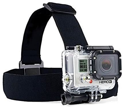 Zoukfox Head Strap Camera Mount