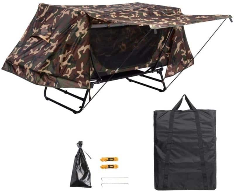Yescom Single Folding Tent Cots