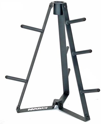 Marcy Weight Plates Rack