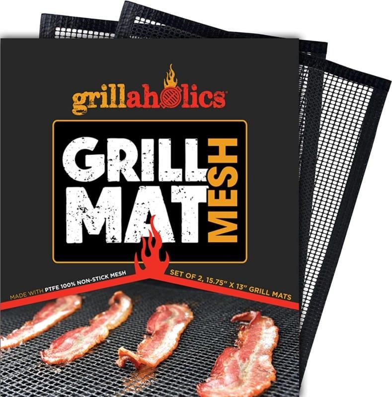 Grillaholics BBQ Mesh Grill Mats