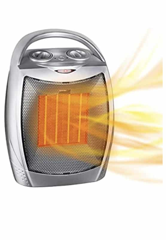 Give Best Indoor Electric Space Heaters